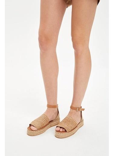 DeFacto Sandalet Kırmızı